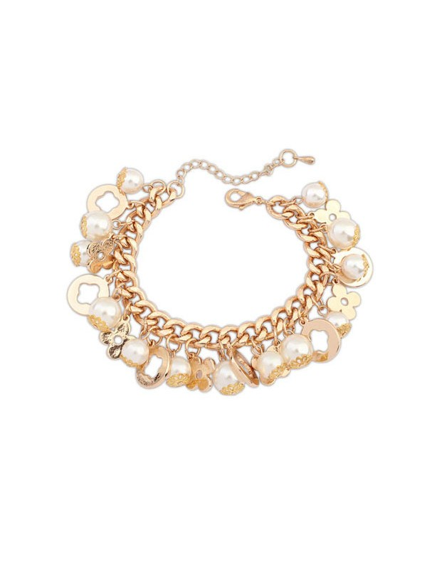 Occident Pearls Boutique All-match Armbanden