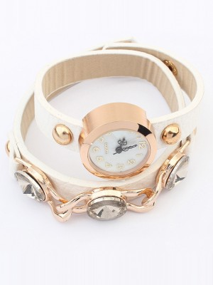 Westen stylish trendy retro armband horloge (J0103625JR)