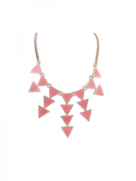 Westen Personality Triangle Punk Retro Hete Verkoop Kettingen